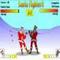 Santa Fighter Icon
