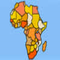 Geography Game - Africa Icon
