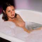 Jessica Alba Bubble Bath Icon