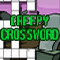 Creepy Crossword Icon