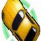Run Over Icon