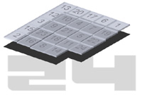 24 Puzzle Icon